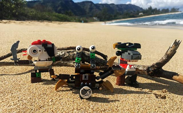 LEGO Mixels Series 8 : Pyrratz