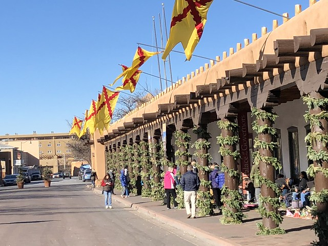 Palace of the Governors • Santa Fe, NM
