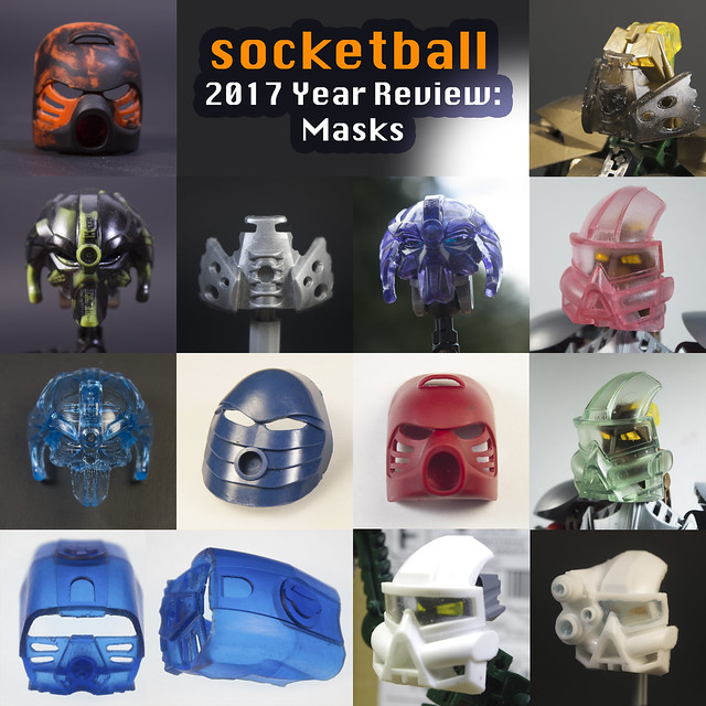 Year In Review 2017: Masks
