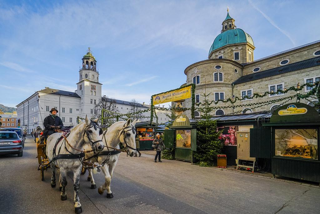 Salzburg Christmas Market.Salzburg Christmas Market Christmas Market With A Unique A