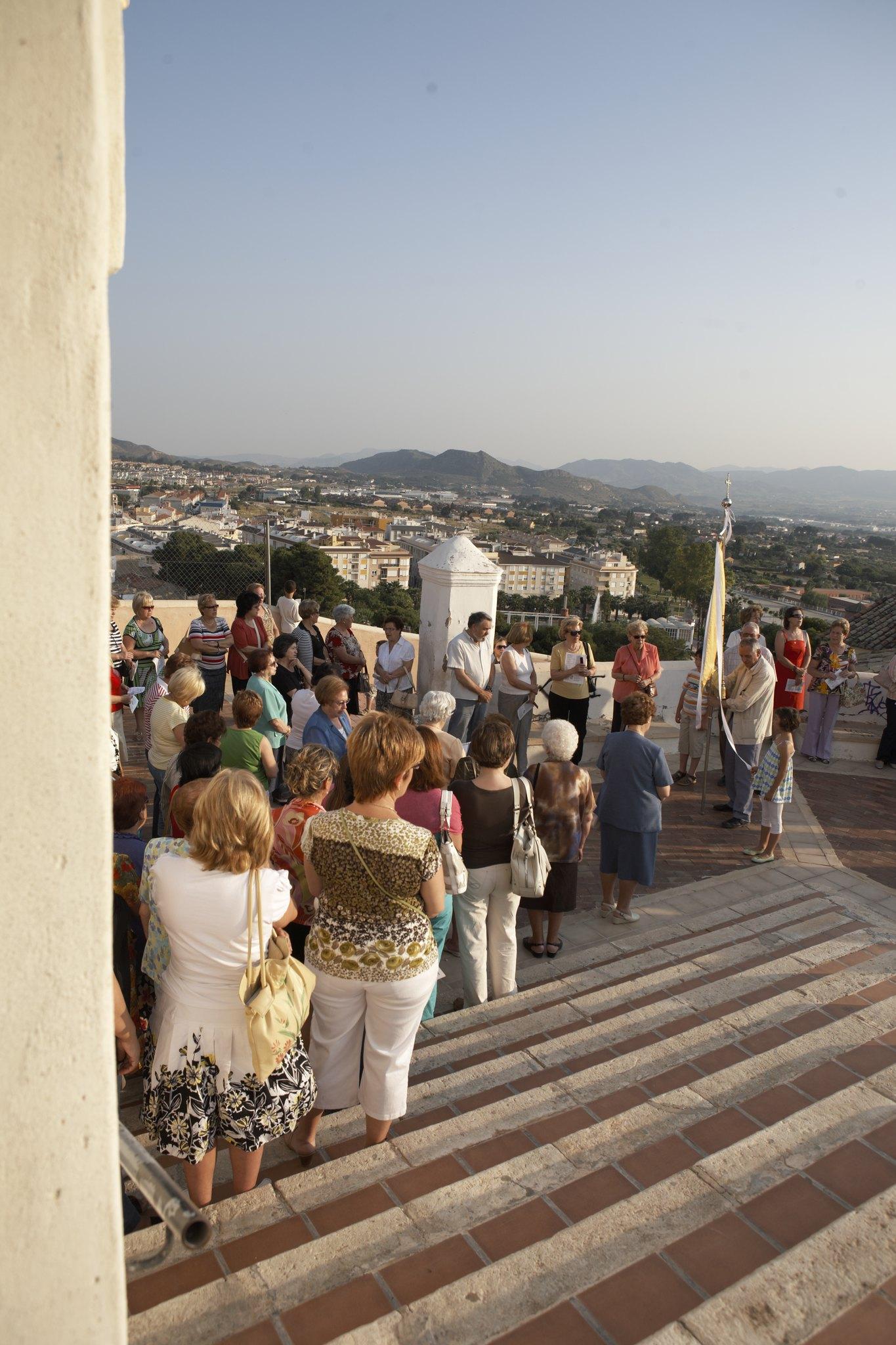 (2008-06-27) Vía Crucis de bajada - Heliodoro Corbí Sirvent (31)