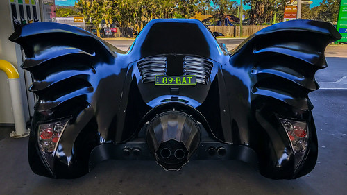 Batmobile I | by nikabuz