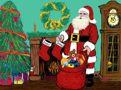 FlowPaper Santa