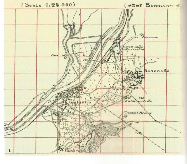 mappa teleferiche Alta Vallagarina 1 WW