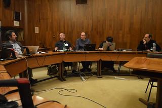 SDG14 Marine nutrient pollution indicator work group meeting Dec 2017