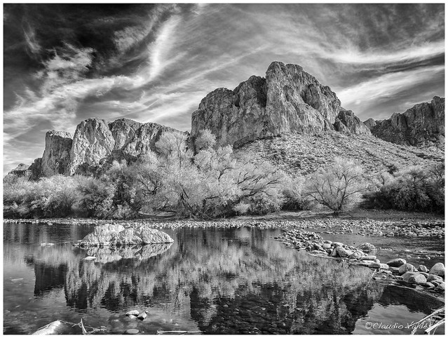 A charming afternoon at the Salt River
