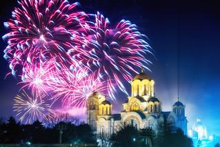 Life Should Be Like Fireworks