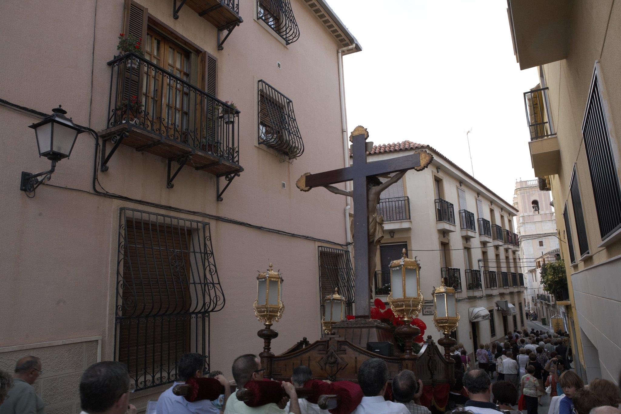 (2010-06-25) Vía Crucis de bajada - Heliodoro Corbí Sirvent (52)