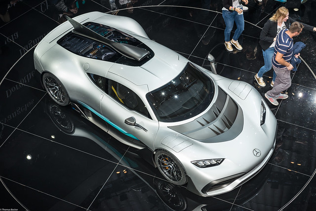 Mercedes-AMG Project ONE (894463)