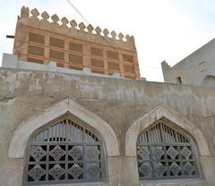 Back of the Siyadi House