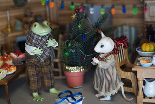 Christmas in Mousehouse 14 | by peregrina_tyss