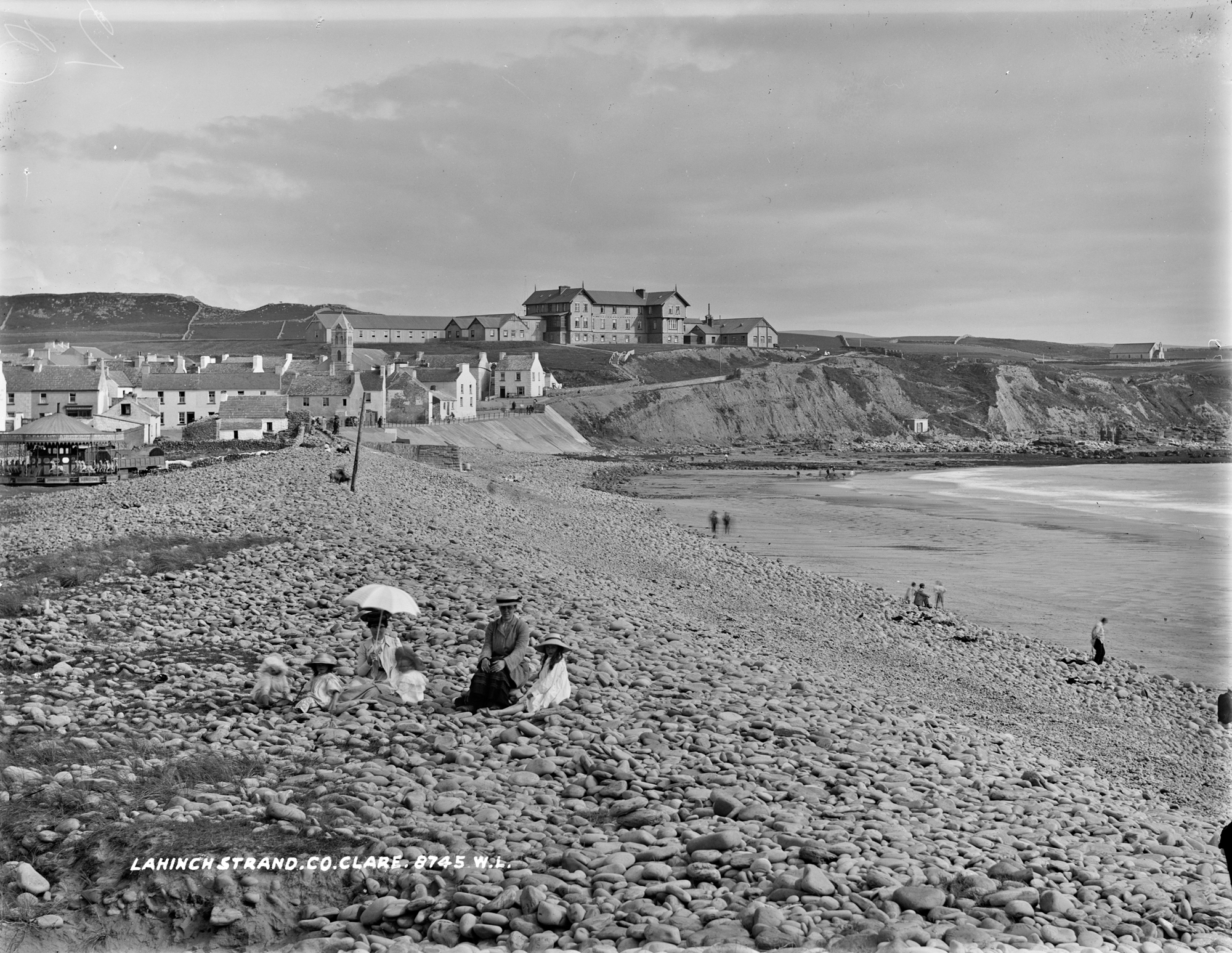 Strand, Lahinch, Co. Clare