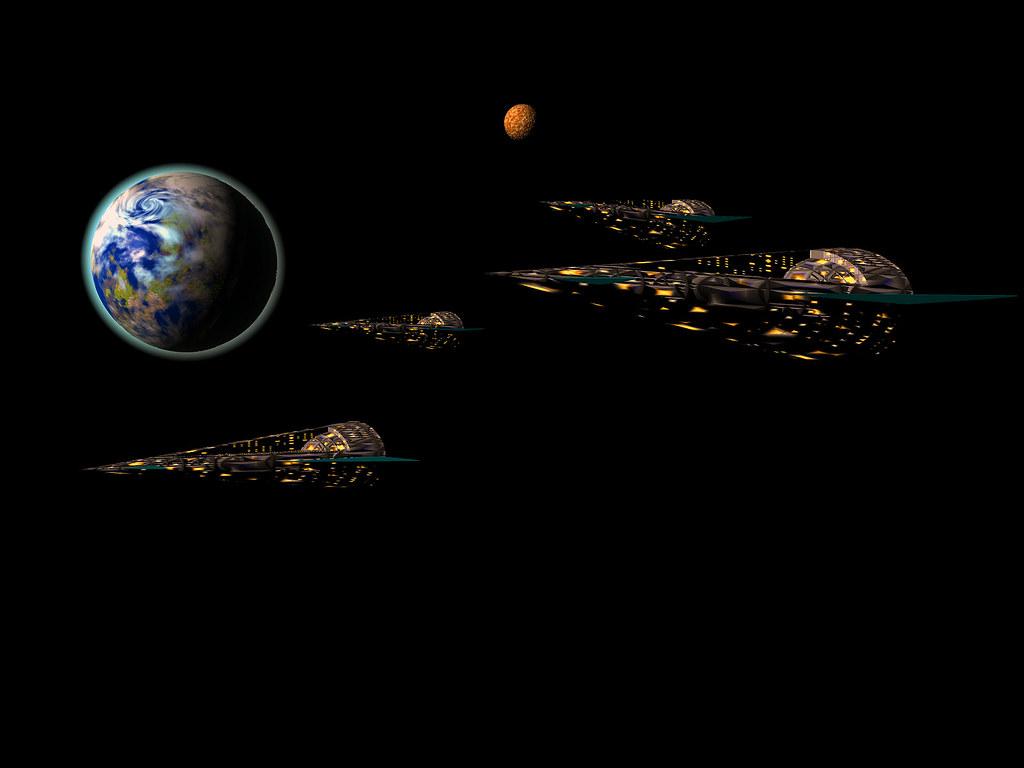Ross 128 B >> Planet Ross 128 B Meteorite Interceptor Unit Driver