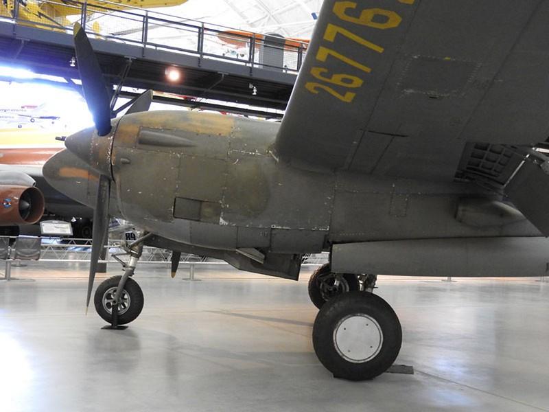 Lockheed P-38J-10-LO Fulmini 63