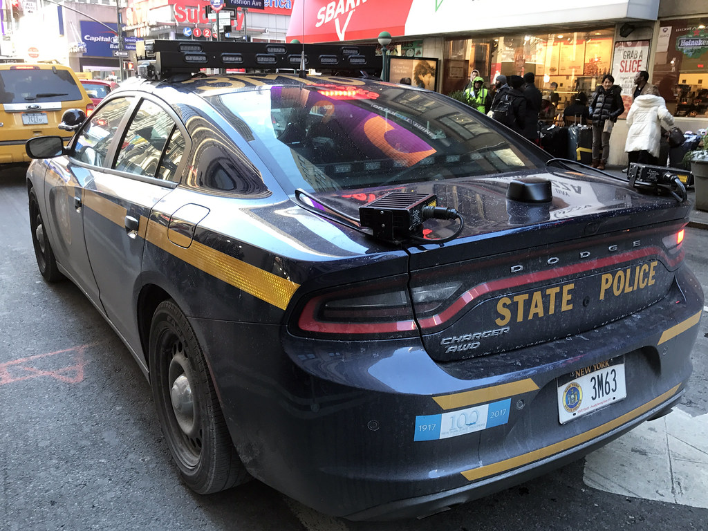 Picture Of New Picture Of New York State Trooper Car (3M63