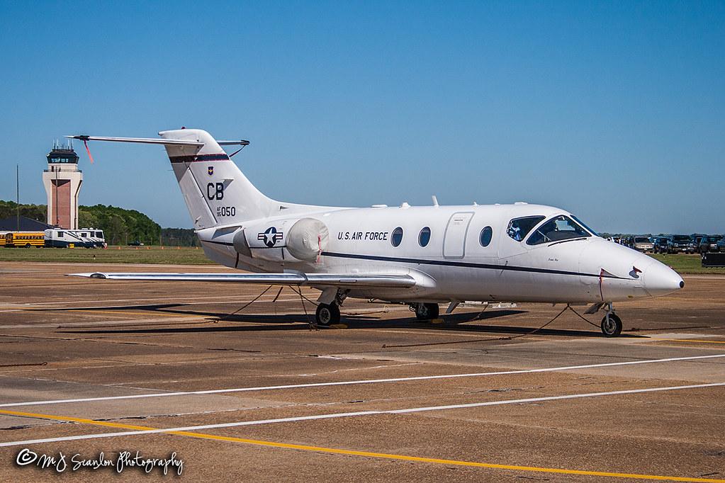 95-0050 USAF | Raytheon Beech T-1A Jayhawk | Columbus Air Force Base