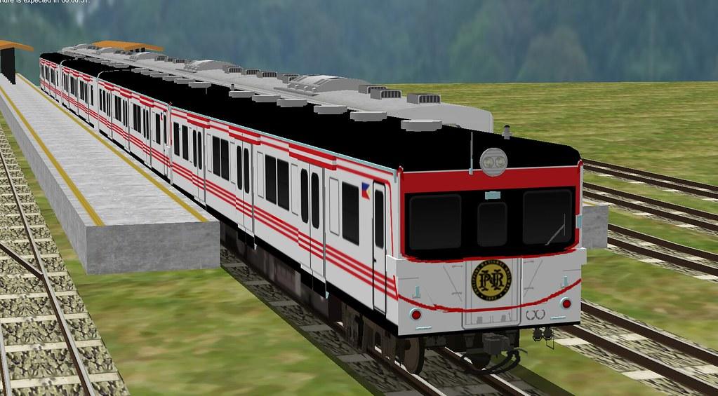 PNR KiHa 35 @ OpenBVE   Philippine National Railways Metro S…   Flickr