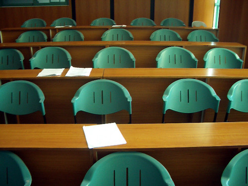 Classroom Chairs 2 | by James Sarmiento (old account)