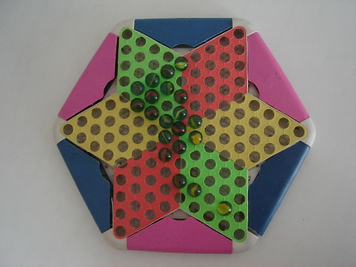 Chinese Checkers | by Psymeg&Chooch