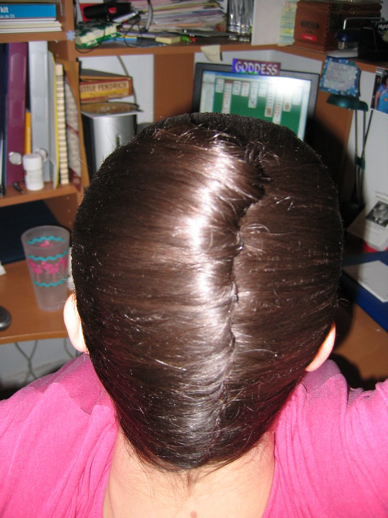 Double French Twist Not Really My Style I Don T Think An Flickr