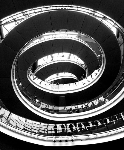 Spiralling up or down? | by Mernas
