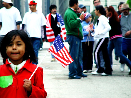 Chicago Immigration Protest May 1, 2006 | by jvoves
