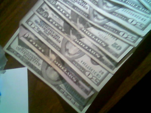 Money, From CreativeCommonsPhoto