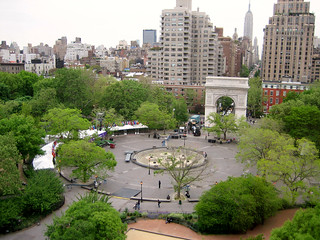washington square park | by roboppy