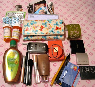 What's in My Bag? | by Katey Nicosia