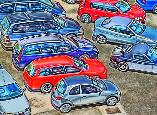HDR Cars