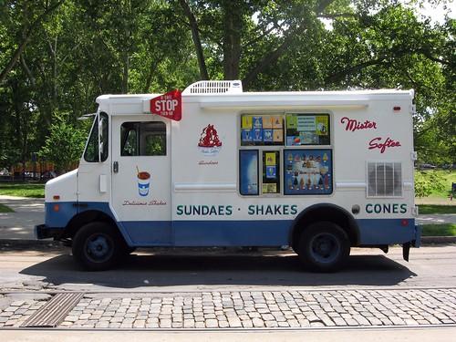Mister Softee Ice Cream Truck | by Ezra.Wolfe