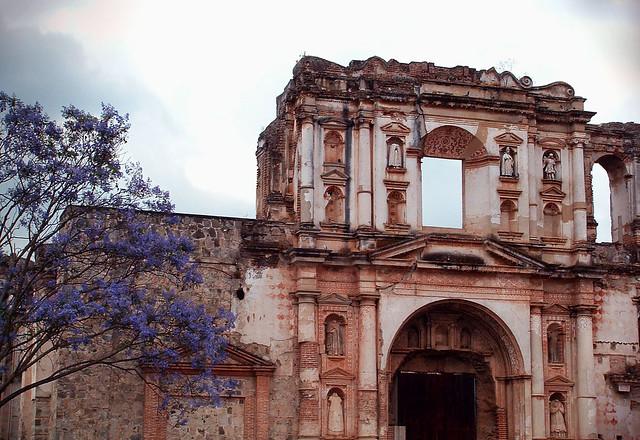 antigua ruins tour