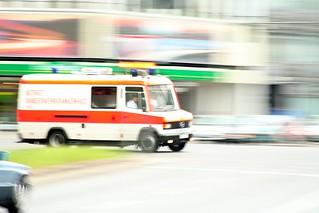 ambulance | by extranoise