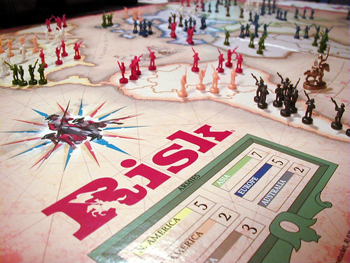 Risk | by Usonian