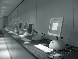 Computers, B&W | by Kevin Zollman