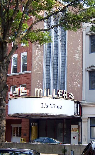 Augusta, GA Miller Theater