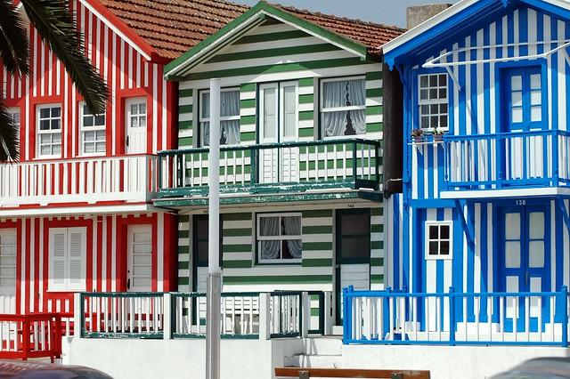 Portugal-Barra y sus colores