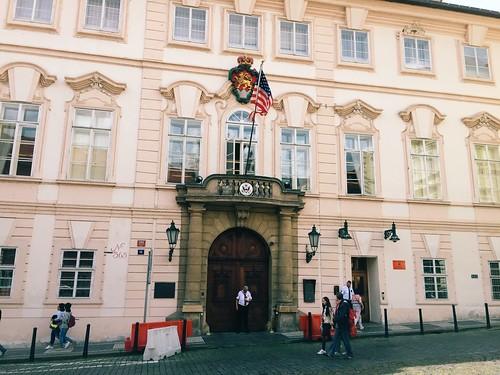 U.S. Embassy in Prague (6/22/15)   by shaycam