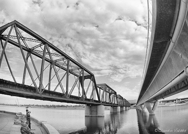 Bridges Over The Salt River II