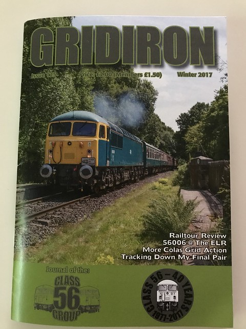 Feeling proud of my little self! Front Cover, Centre spread and 3 other images in the latest Gridiron magazine!! 👍👍