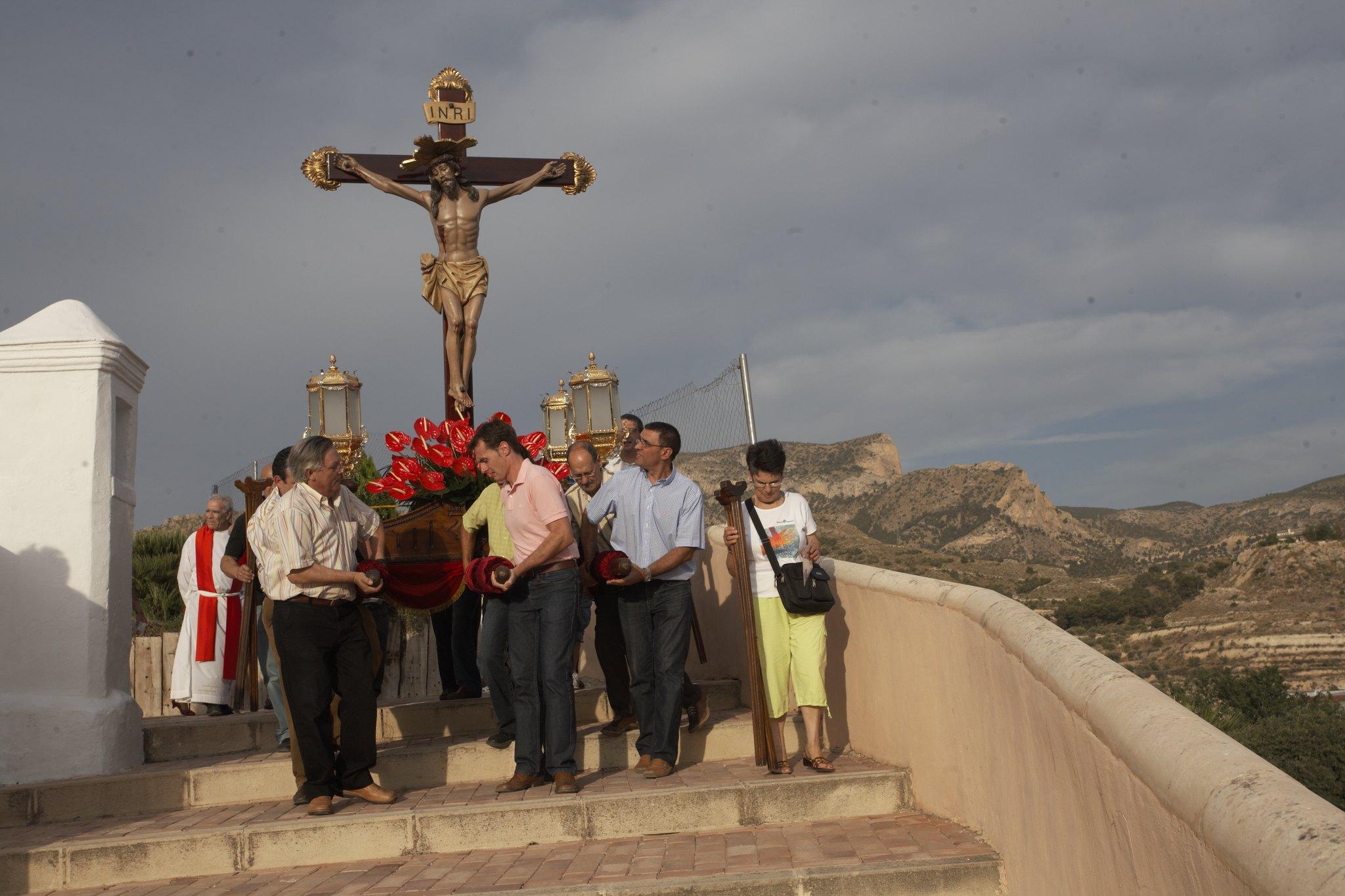 (2009-06-26) Vía Crucis de bajada - Heliodoro Corbí Sirvent (75)