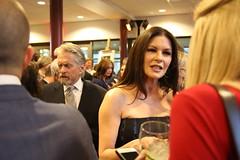 Catherine Zeta Jones and Michael Douglas