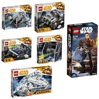 New sneek peek Lego SOLO: A Star Wars Story sets | by LegoDad42