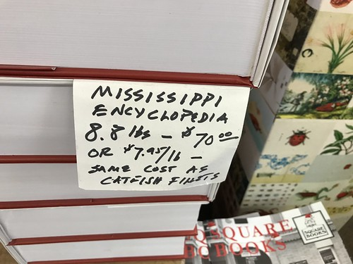 Mississippi Encyclopedia at Square Books, Oxford MS | by Deep Fried Kudzu