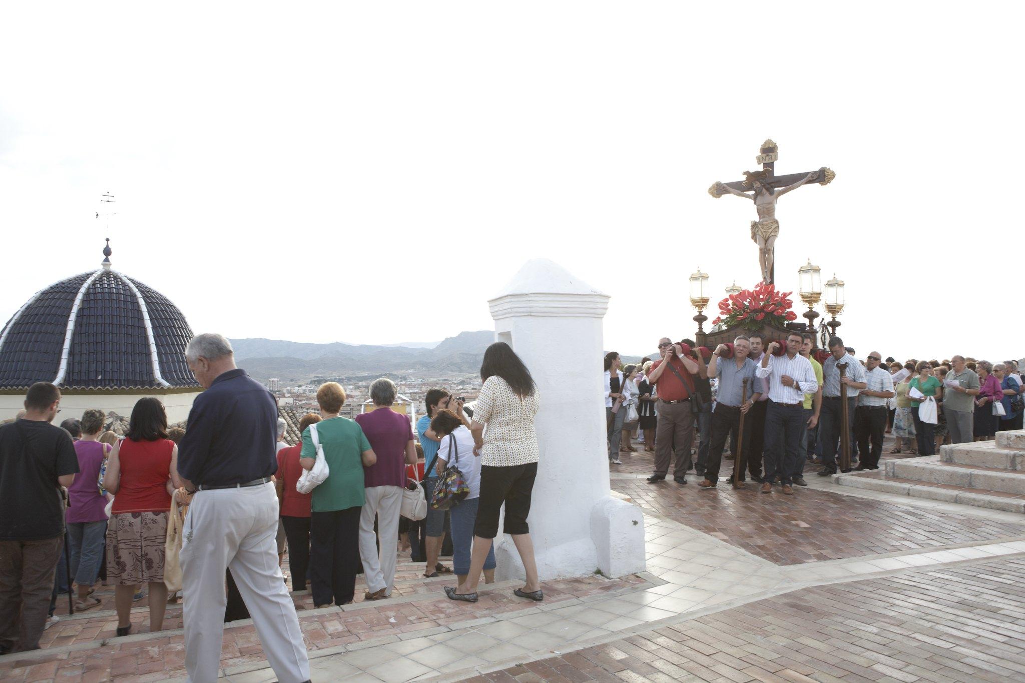 (2010-06-25) Vía Crucis de bajada - Heliodoro Corbí Sirvent (3)