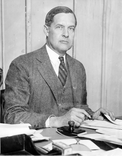 GSI board chair General U. S. Grant III: 1928 ca. | by Washington Area Spark