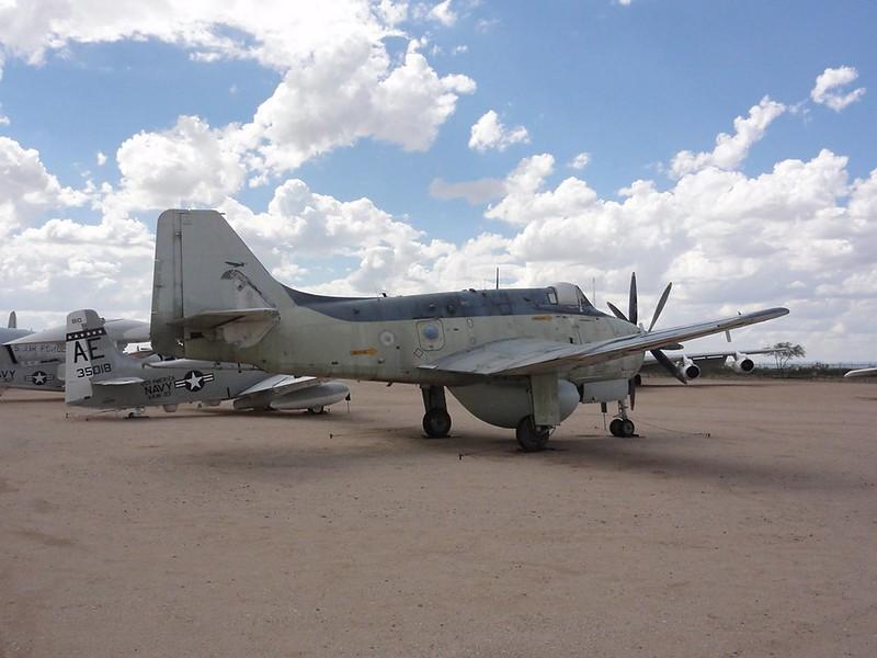 페어리 AEW Mk. 3Gannet1