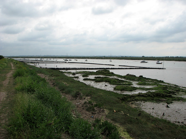 Old Oyster Pits, West Mersea