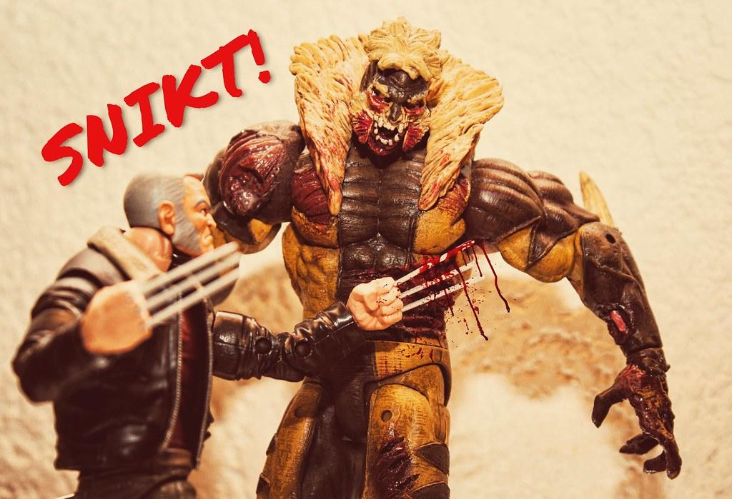 578e26a7460 Wolverine vs Sabretooth | Tomas Lopez | Flickr