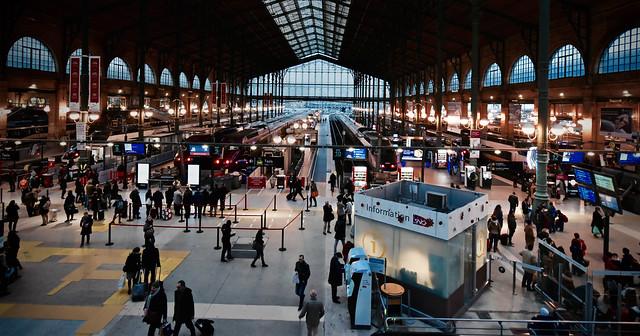 Paris Gare du Nord 5